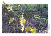 Vines On The Fence Carry-all Pouch