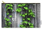 Vines On The Side Of A Barn Carry-all Pouch
