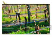 Vines On Wire 22637 Carry-all Pouch