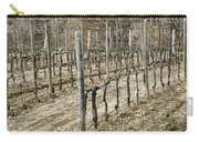 Vineyard In Early Spring Carry-all Pouch