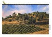 Vineyard Near Avila Beach Carry-all Pouch