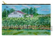 Vineyard Of Ontario 2 Carry-all Pouch