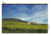 Vineyard On Sunny Hill Carry-all Pouch