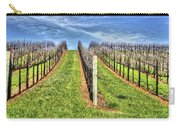 Vineyard Bodega Bay Carry-all Pouch
