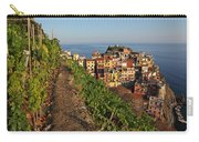 Vineyards Of Manarola Carry-all Pouch