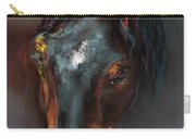 Vinnie Mustang Love Carry-all Pouch