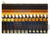 Vino Carry-all Pouch by Laura Fasulo