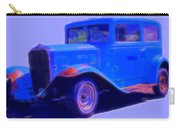 Vintage 1940's Chevrolet Carry-all Pouch