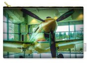 Vintage Airplane Three Carry-all Pouch