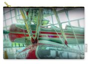 Vintage Airplane Two Carry-all Pouch