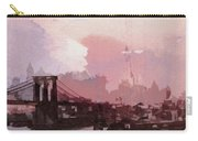 Vintage America Brooklyn 1930 Carry-all Pouch