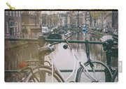 Vintage Amsterdam Carry-all Pouch