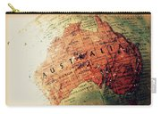 Vintage Australia Carry-all Pouch
