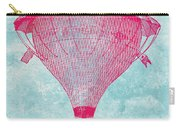 Vintage Balloon Carry-all Pouch