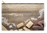 Vintage Bath Accessories Carry-all Pouch