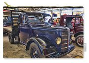 Vintage Bedford  Pickup Truck Carry-all Pouch by Douglas Barnard