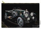 Vintage Bentley 4.5 Liter Le Mans Carry-all Pouch