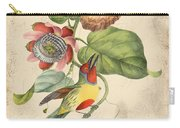 Vintage Bird Study-b Carry-all Pouch