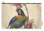 Vintage Bird Study-g Carry-all Pouch
