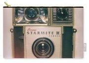 Vintage Brownie Starmite Camera Carry-all Pouch