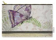 Vintage Butterfly-jp2568 Carry-all Pouch