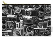 Vintage Camera Montage Carry-all Pouch