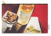 Vintage Campari Carry-all Pouch