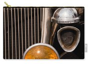 Vintage Car Details 6294 Carry-all Pouch