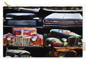 Vintage Cars Collage 2 Carry-all Pouch
