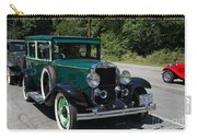 Vintage Cars Green Chevrolet Carry-all Pouch