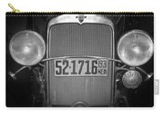 Vintage Chevrolet Grill Carry-all Pouch