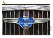 Vintage Chevrolet Grille Emblem Carry-all Pouch
