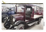 Vintage Chevrolet Pickup Truck Carry-all Pouch
