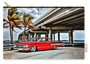 Vintage Chevy Impala Carry-all Pouch