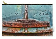 Vintage Chevy Rust  Carry-all Pouch