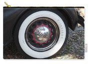 Vintage Chrysler Automobile Wide Whitewall Tire Poster Look Usa Carry-all Pouch