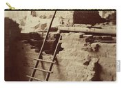 Vintage Cliff Dwelling Carry-all Pouch