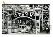 Vintage Coaster Carry-all Pouch
