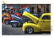 Vintage Cruise Cars 7 Carry-all Pouch