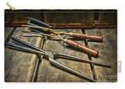 Vintage Curling Iron  Carry-all Pouch