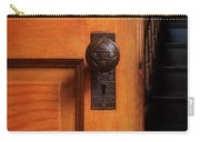Vintage Door And Stairs Carry-all Pouch