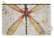 Vintage Dragonfly-jp2563 Carry-all Pouch