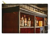Vintage Druggist Shelf Carry-all Pouch