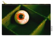 Vintage Fake Eyeball Carry-all Pouch by Edward Fielding