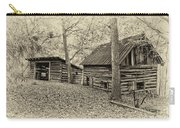 Vintage Farm Buildings Carry-all Pouch