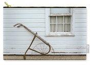 Vintage Farm Tool By Farmhouse Carry-all Pouch