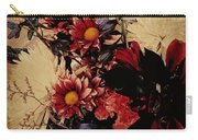 Vintage Floral Beauty  Carry-all Pouch