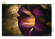 Vintage Flower Carry-all Pouch