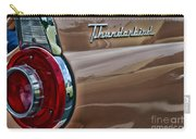 Vintage Ford Thunderbird Carry-all Pouch