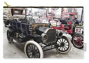 Vintage Ford Vehicle Carry-all Pouch by Douglas Barnard